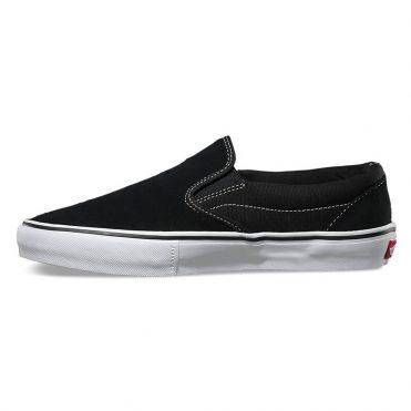 Vans Slip-On Pro Shoe Black White Gum