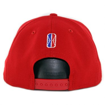 New Era 9Fifty Portland Trail Blazers Gaming Snapback Hat Scarlet