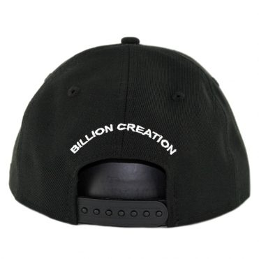 cb3d2dd2f37 ... New Era 9Fifty Retro Crown Billion Creation Snapback Hat Black