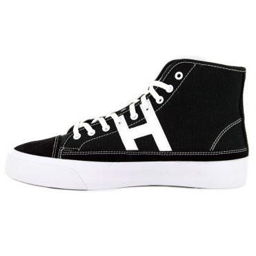 HUF Hupper 2 HI Shoe Black White