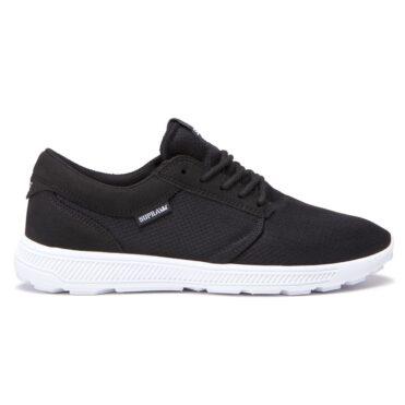 Supra Hammer Run Shoe Black White