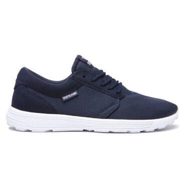 Supra Hammer Run Shoe Navy White