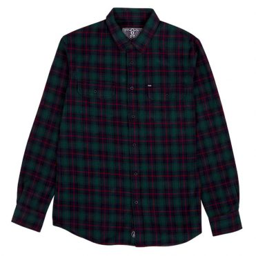 REBEL8 Dispute Flannel Shirt Multi