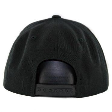 promo code 39cc4 f2693 ... top quality hard luck hard six snapback hat black cc7be ebd5d