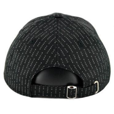New Era 9Twenty San Diego Padres Suited Team Strapback Hat Black