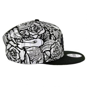 timeless design 0f2a9 16a62 ... New Era 9Fifty San Diego State University Aztecs Hispanic Heritage x  Los Otros Snapback Hat Black