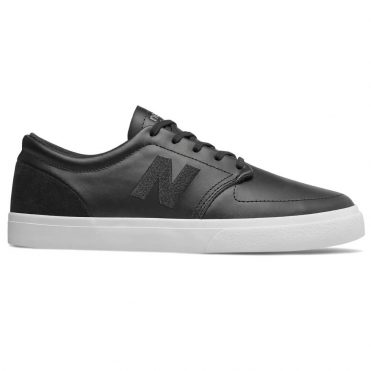 New Balance Numeric 345 Shoe Black White