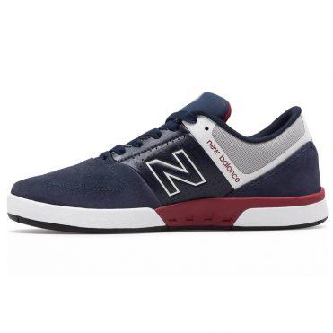 New Balance Numeric 533v2 Shoe Navy Red