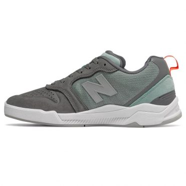 New Balance Numeric 868 Shoe Grey Teal