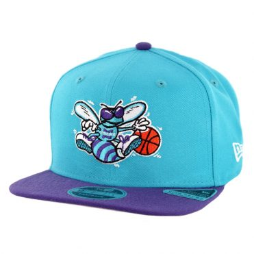 lace up in classic fit stable quality new arrivals charlotte hornets new era nba enamel badge 9fifty ...
