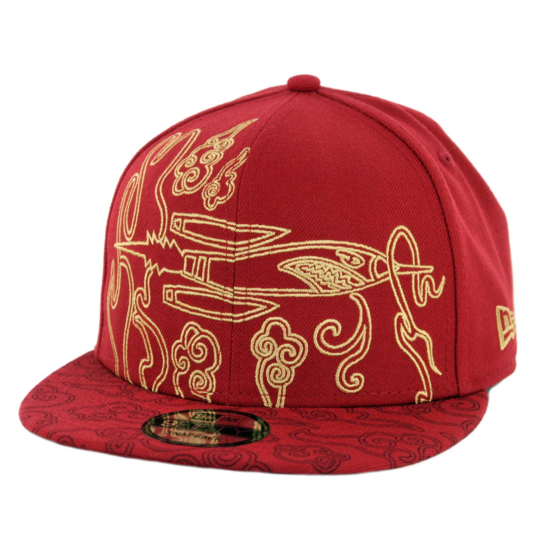buy popular 3e21e a4ddb New Era 9Fifty Houston Rockets Alternate City Series 2018 Snapback Hat  Cardinal