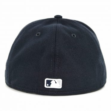 finest selection 3abbc fbde1 ... New Era 59Fifty New York Yankees Metal Thread Fitted Hat Dark Navy