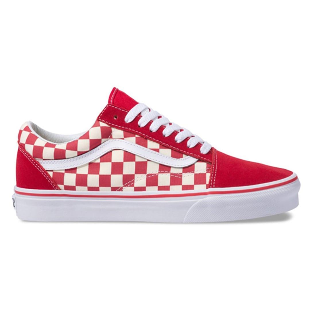 Vans Old Skool Primary Check Shoe