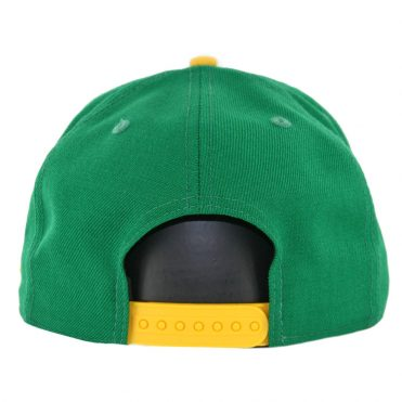 1f02a3afe8b ... New Era 9Fifty Oakland Athletics Cooperstown Logo Pack Snapback Hat  Kelly Green