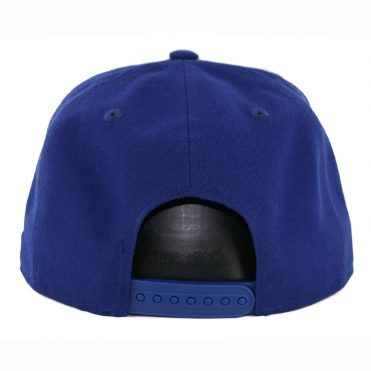New Era 9Fifty Los Angeles Lakers Snapback Hat Dark Royal