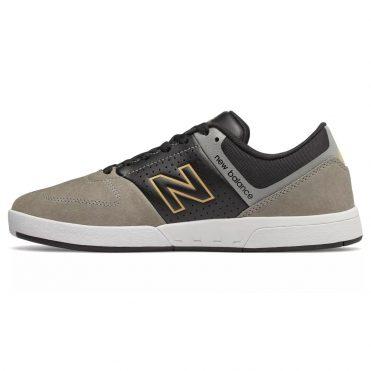 New Balance Numeric 533 Shoe Black Grey