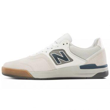 New Balance Numeric 913 Shoe Sand Blue
