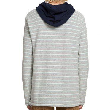 Volcom Chiller Pullover Hooded Sweatshirt Blue