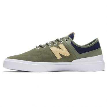 New Balance 379 Shoe Olive Yellow