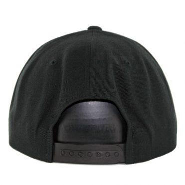 Dyse One SD Snapback Hat Black White