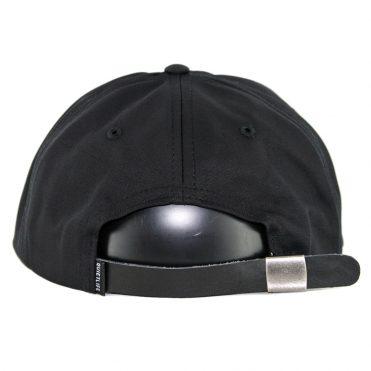 c844a5c22ec ... The Quiet Life Kenney Polo Strapback Hat Black