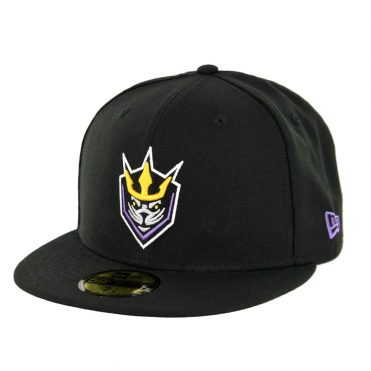 New Era 59Fifty San Diego Seals Fitted Hat Black