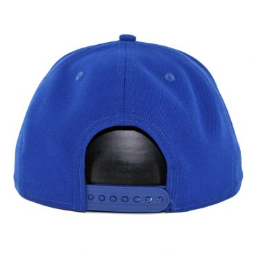 new product 87623 e0b4c ... New Era 9Fifty Chicago Cubs Metal Thread Snapback Hat Royal Blue