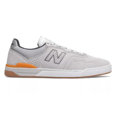New Balance Numeric 913 Shoe Light Grey Dark Grey