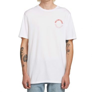Volcom The Garden Jones T-Shirt White