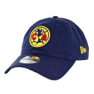 New Era 9Twenty Club America Strapback Hat Navy