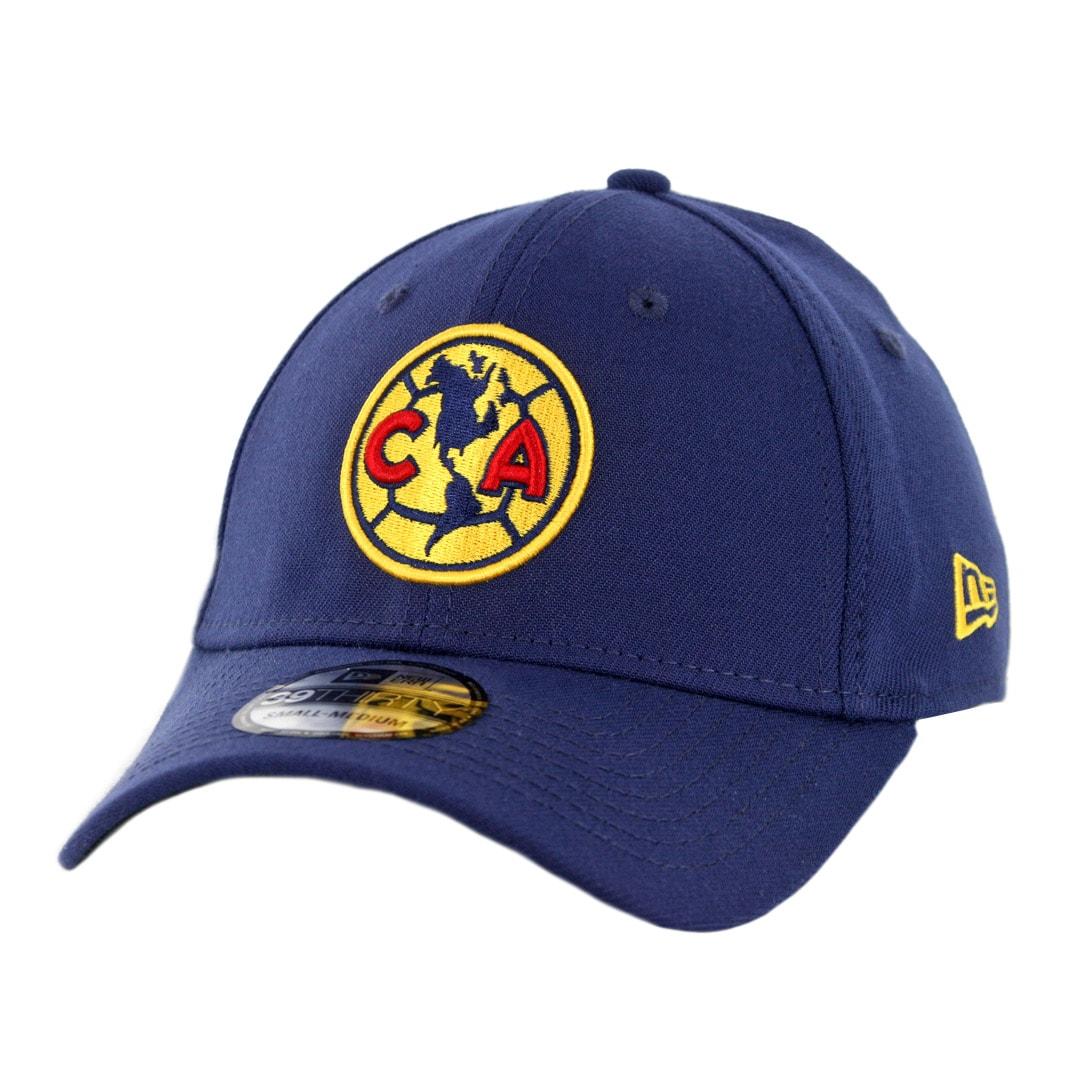 8a69e1a5 New Era 39Thirty Club America Stretch Fit Hat Navy