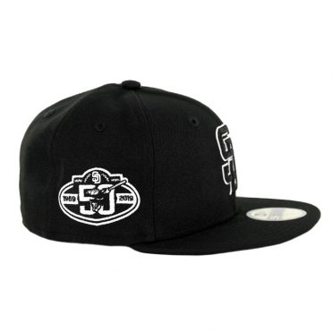 New Era 59Fifty San Diego Padres 50th Anniversary Fitted Hat Black