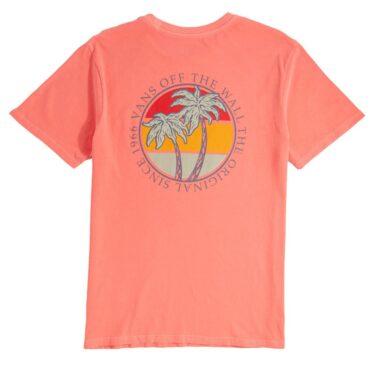 Vans Vintage Shorizon T-Shirt Emberglow