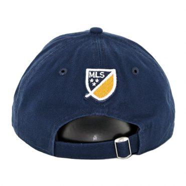 New Era 9Twenty Los Angeles Galaxy Core Classic Strapback Hat Navy