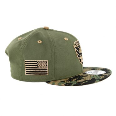 New Era 9Fifty Washington DC United Military Appreciation Snapback Hat Digi Camo