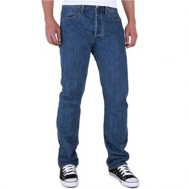 Levi's Original Fit 501 Jeans Dark Stonewash