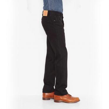 Levi's Original Fit 501 Jeans Polished Black
