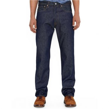 Levi's Shrink to Fit 501 Jeans Rigid