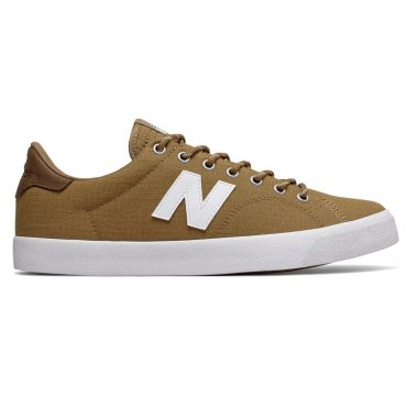 NB All Coasts 210 Shoe Brown White