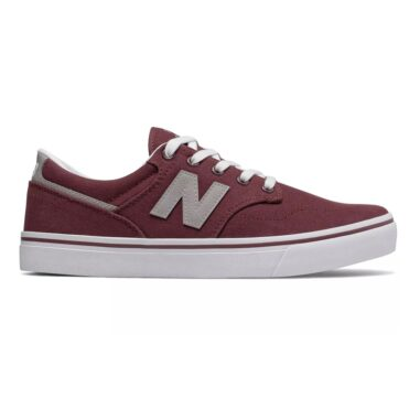 NB All Coasts 331 Shoe Burgundy Grey