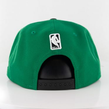 New Era 9Fifty Boston Celtics Arch Snapback Kelly Green