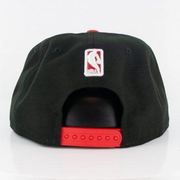 New Era 9Fifty Chicago Bulls Arch Snapback Black
