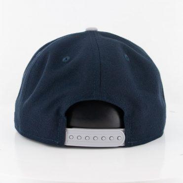 New Era 9Fifty New York Yankees Arch Snapback Hat Dark Navy