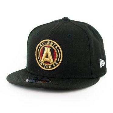 New Era 9Fifty Atlanta United Basic Snapback Black