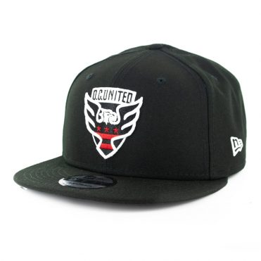New Era 9Fifty DC United Basic Snapback Black