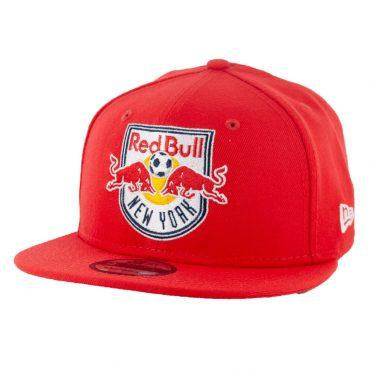 New Era 9Fifty New York Red Bulls Basic Snapback Red
