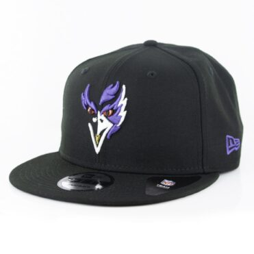 New Era 9Fifty Baltimore Ravens Elemental Snapback Hat Black