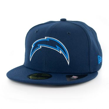 New Era 59Fifty Los Angeles Chargers Elemental Fitted Navy