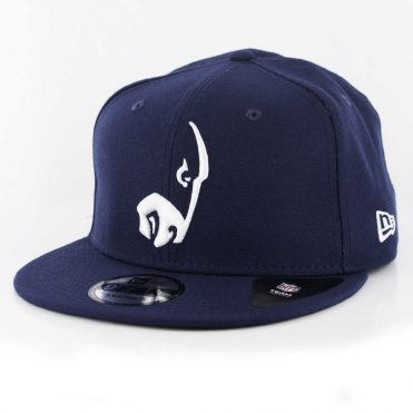 New Era 9Fifty Los Angeles Rams Elemental Snapback Hat Dark Navy