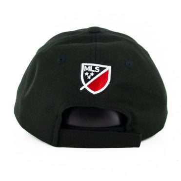 New Era 9Forty DC United The League Adjustable Black